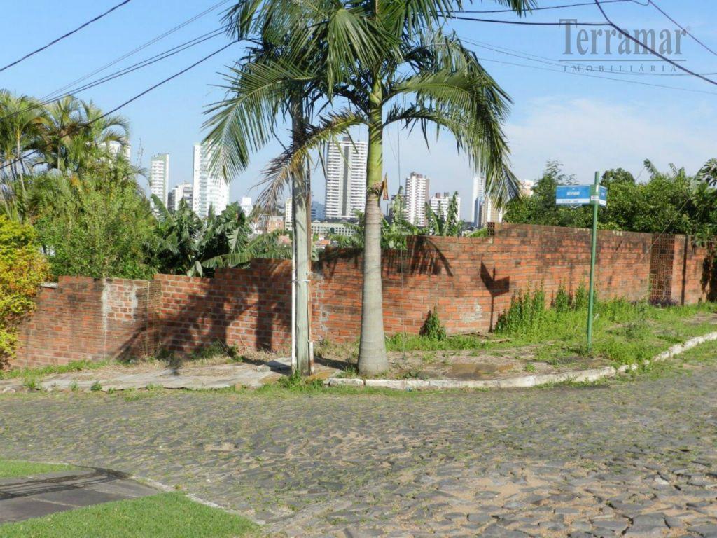Terreno residencial à venda, Guarani, Novo Hamburgo.