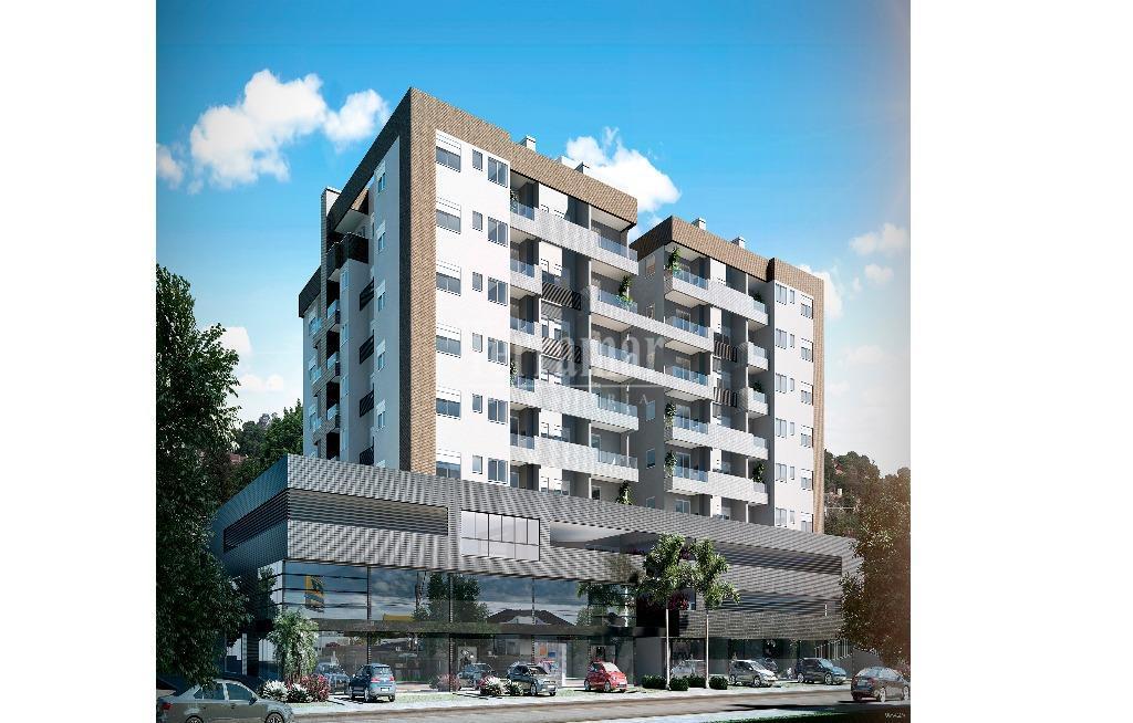 Apartamento residencial à venda, Guarani, Novo Hamburgo.