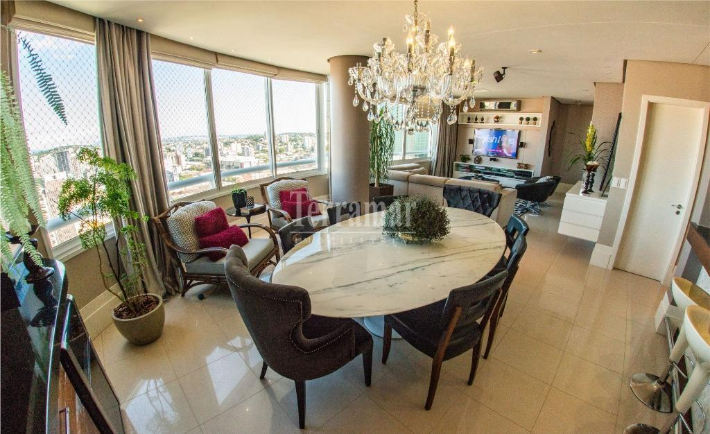 Apartamento com 3 dormitórios à venda, 161 m² por R$ 1.600.000 - Vila  Rosa - Novo Hamburgo/RS