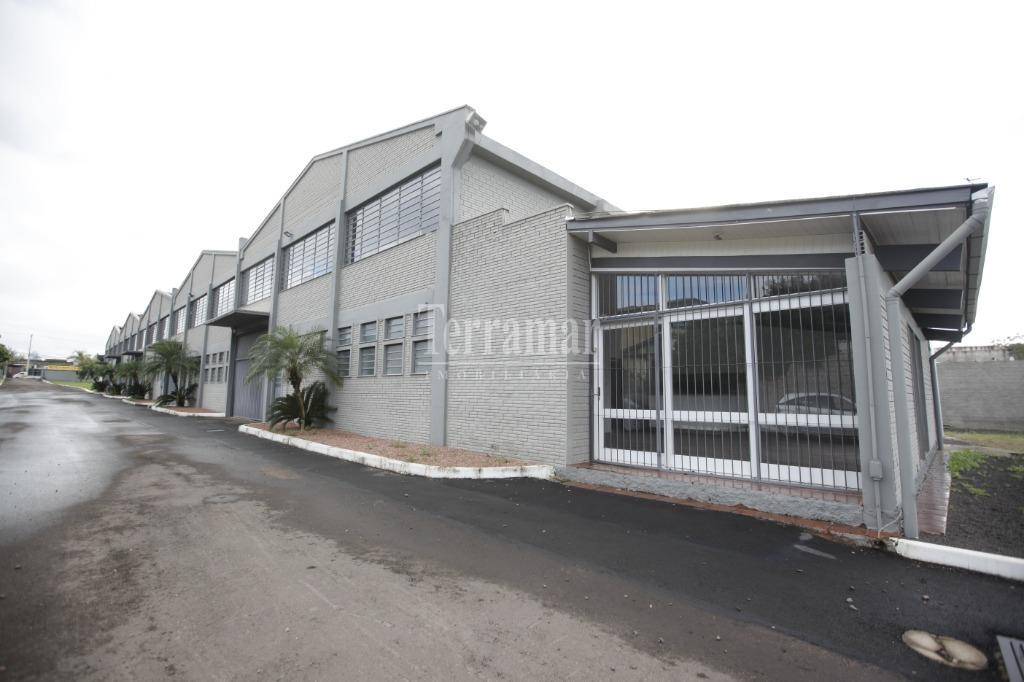 Pavilhão à venda, 1835 m² por R$ 2.800.000 - Canudos - Novo Hamburgo/RS