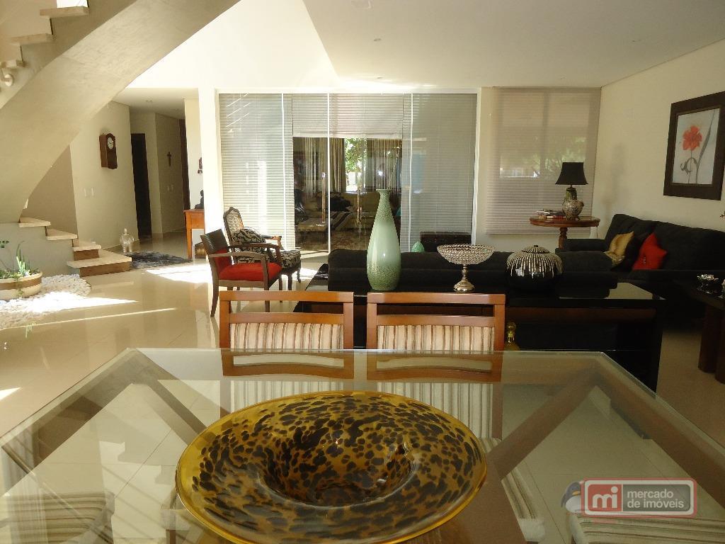 Casa residencial à venda, Condomínio Guaporé, Ribeirão Preto - CA0816.