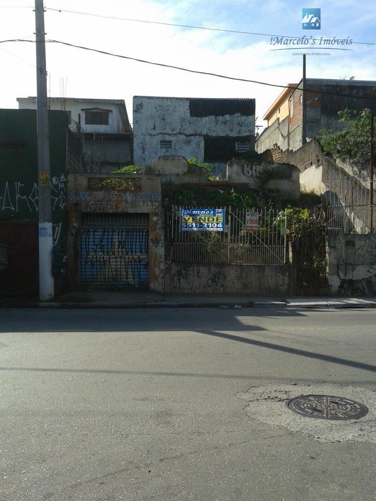 Terreno residencial à venda, Jardim Catanduva, São Paulo.