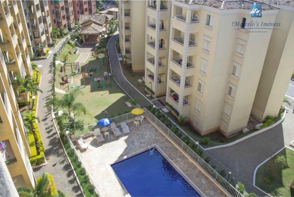 Apartamento residencial à venda, Horto do Ipê, São Paulo.