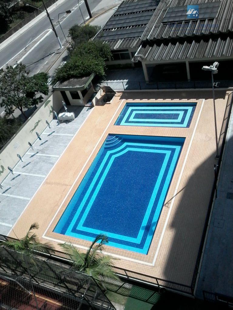 Apartamento residencial à venda, Jardim Capelinha, São Paulo.