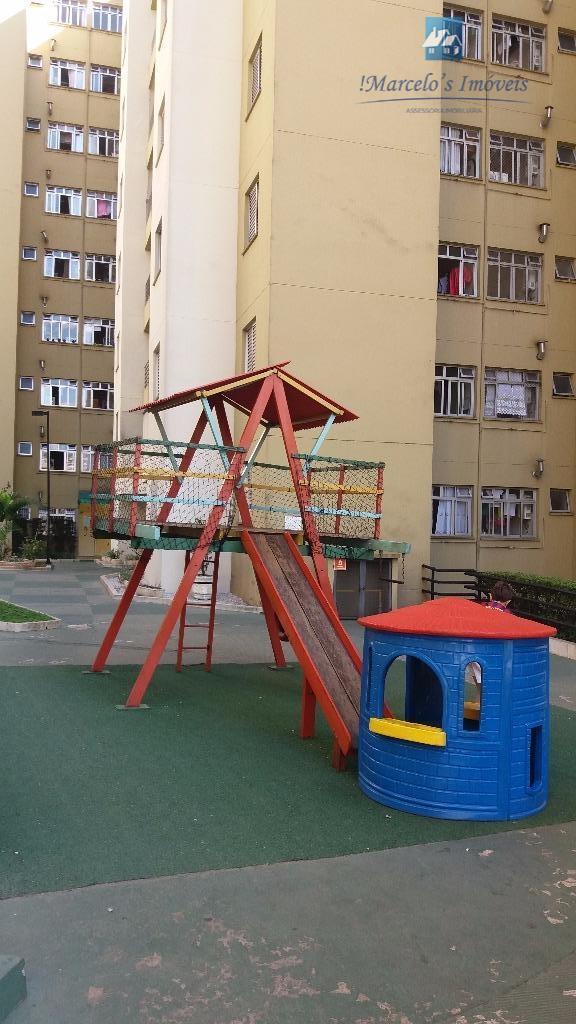 Apartamento residencial para locação, Parque Munhoz, São Paulo.