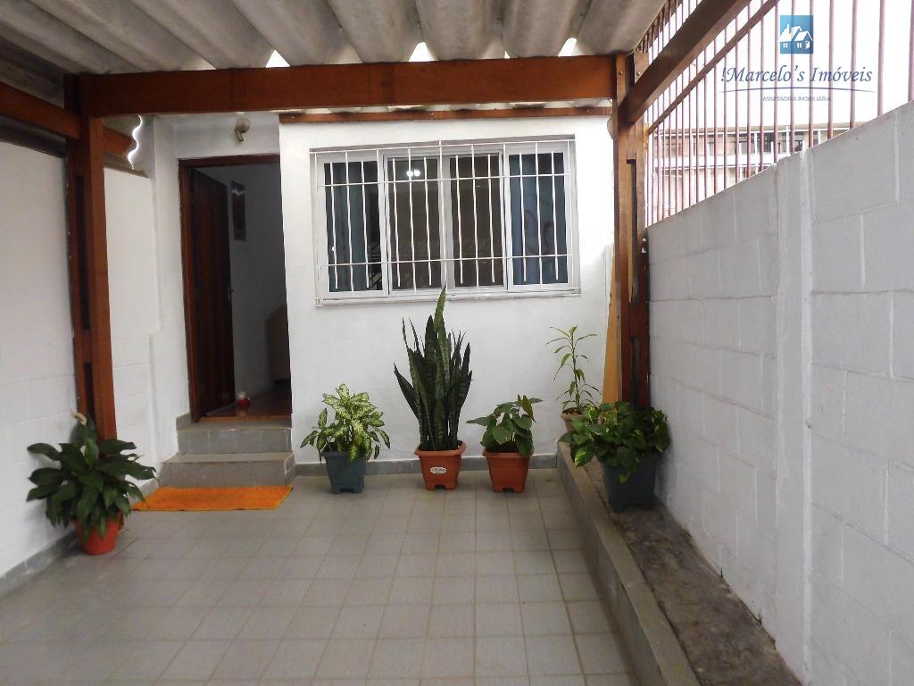 Casa residencial à venda, Jardim São Luís, São Paulo.