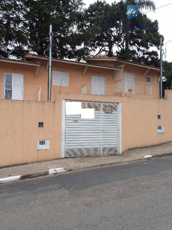 Casa residencial à venda, Jardim Helga, São Paulo.
