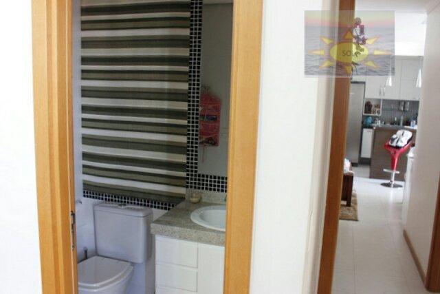 Largo Bento Ferreira 03 quartos com 02 vagas e lazer completo