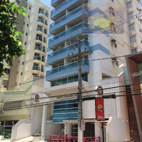 Flat residencial à venda, Praia do Canto, Vitória.