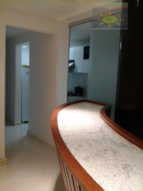 Apartamento  residencial à venda, Praia da Costa, Vila Velha.