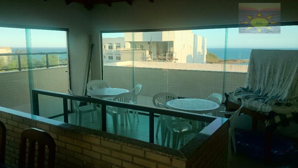 Enseada Azul, Praia de Bacutia, Cobertura Duplex 345m2