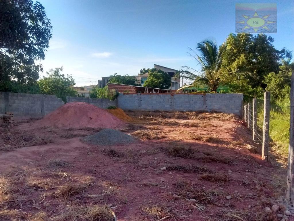 Terreno 300m², Riviera da Barra, Próximo a Comercio , Asfalto e Rodovia do Sol