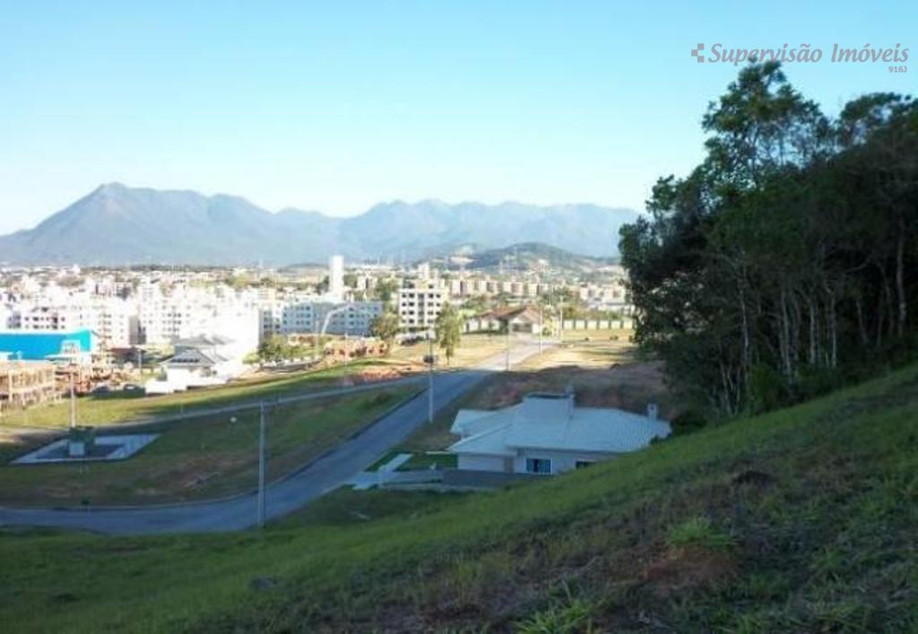 Terreno residencial à venda, Cidade Universitária Pedra Branca, Palhoça.