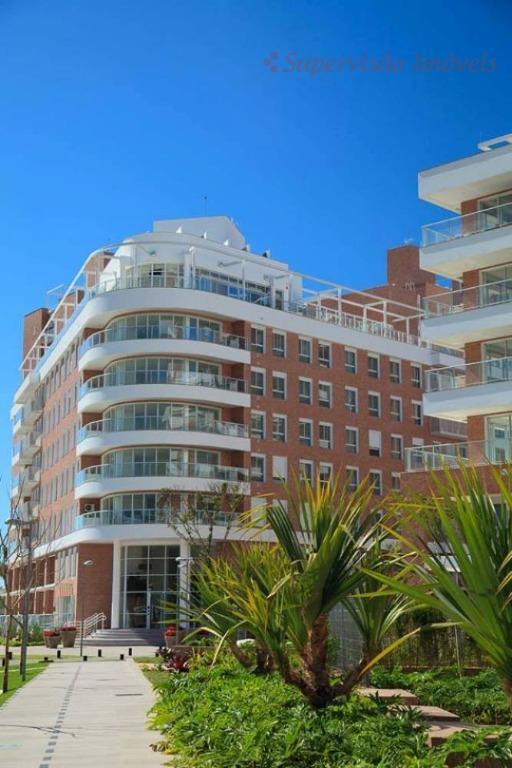 Apartamento residencial à venda, Pedra Branca, Palhoça.