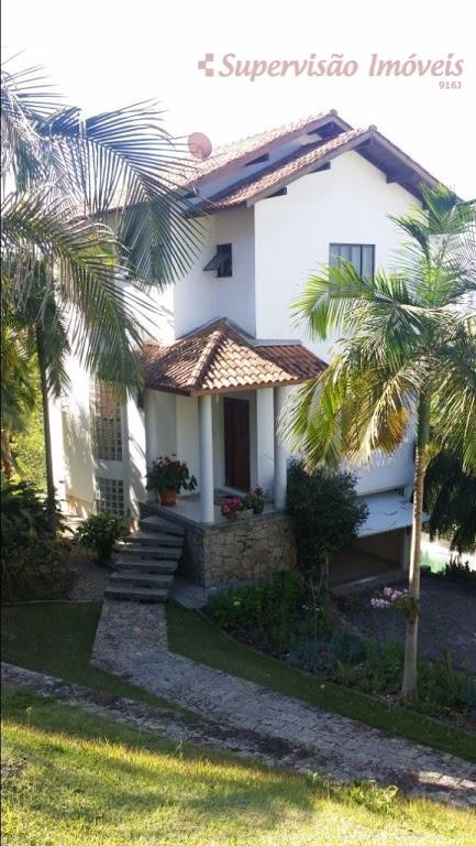 Casa residencial à venda, Bosque das Mansões, São José.