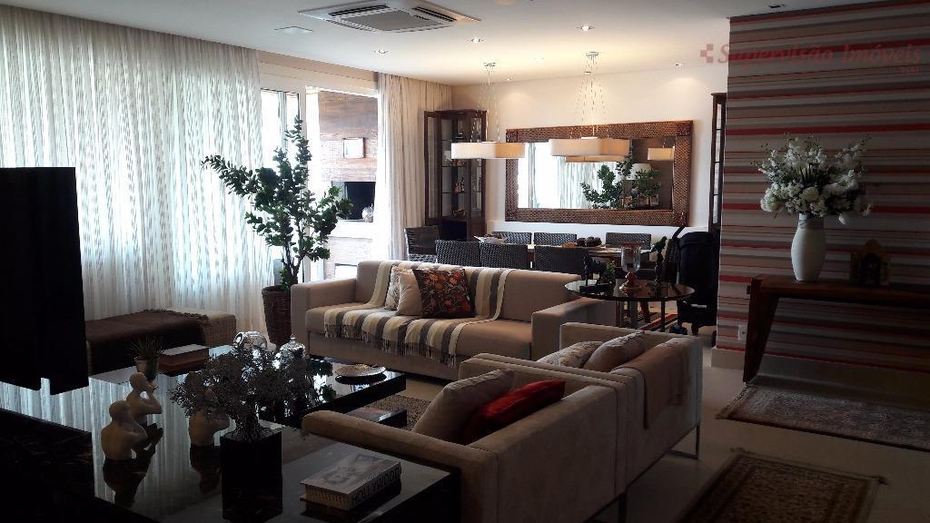 Apartamento residencial à venda, Jurerê Internacional, Florianópolis - AP0908.