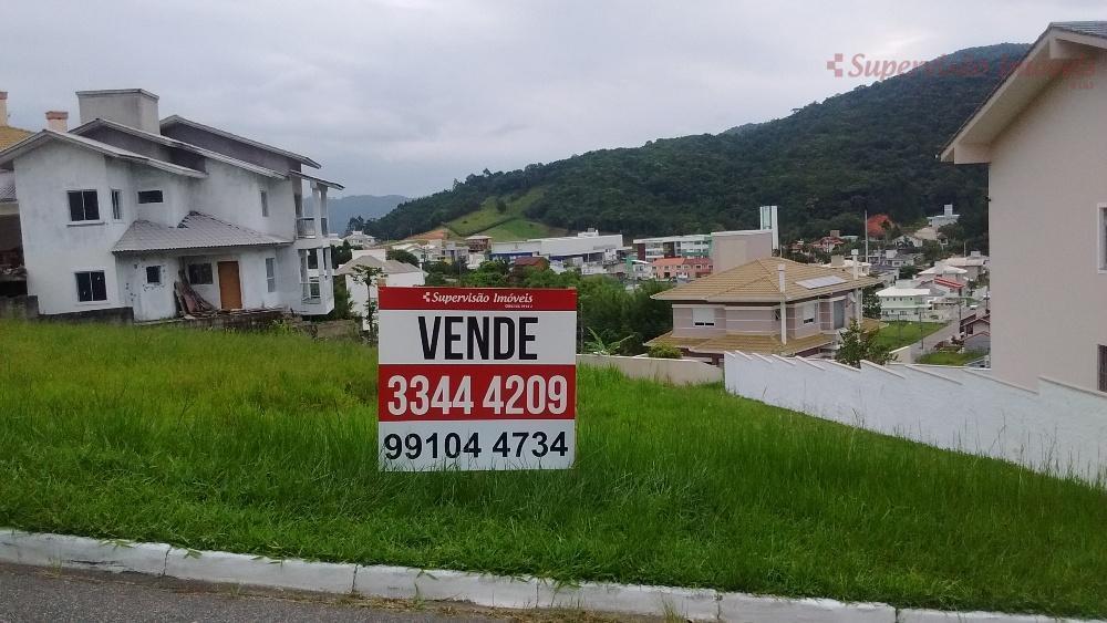 Terreno residencial à venda, Pedra Branca, Palhoça.