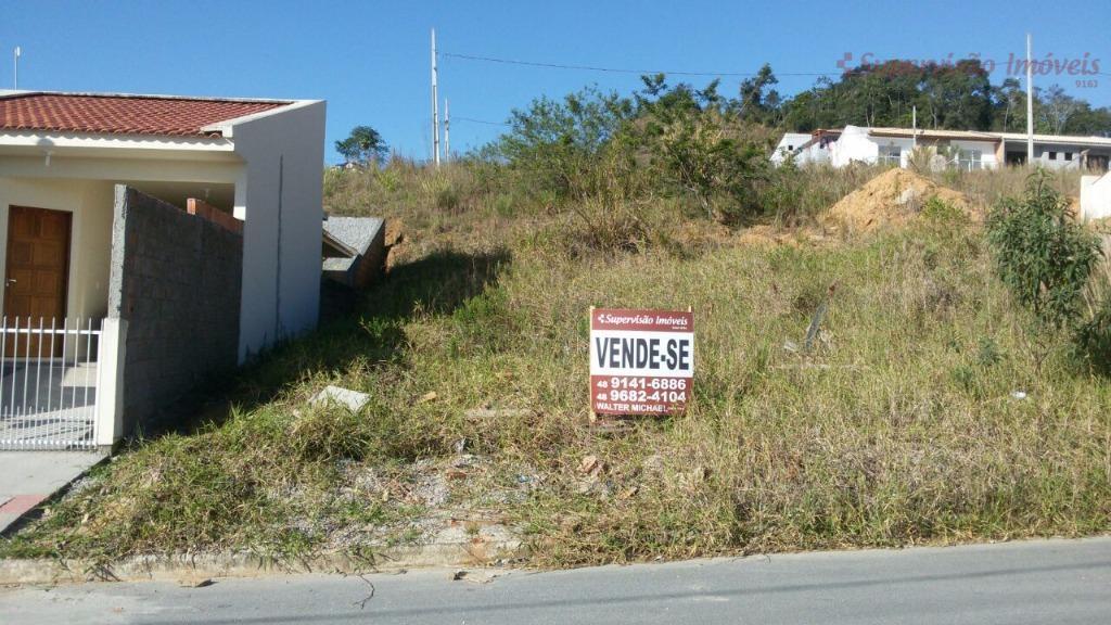 Terreno residencial à venda, Bela Vista, Palhoça.
