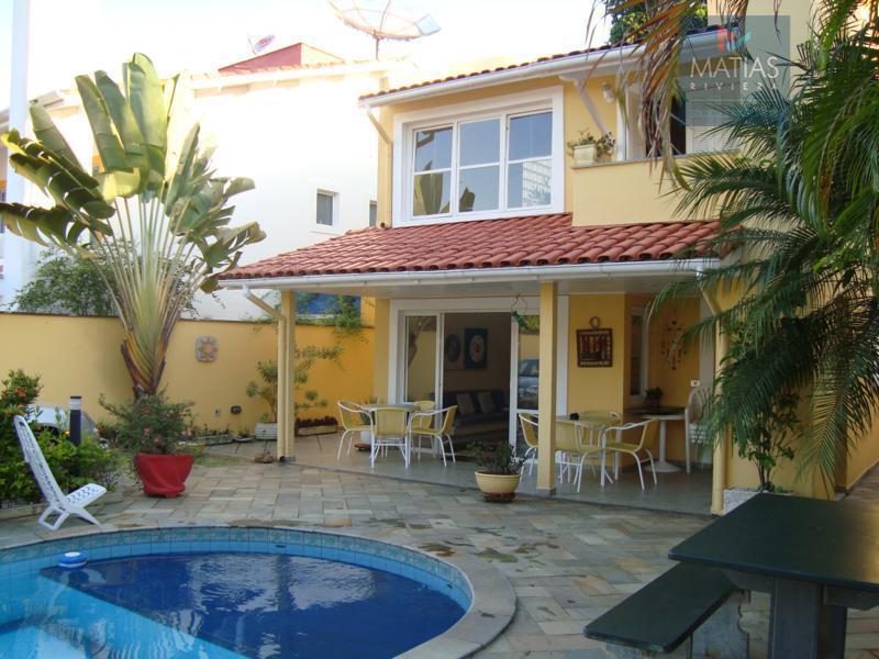 Casa residencial à venda, Riviera - Módulo 21, Bertioga - CA0069.