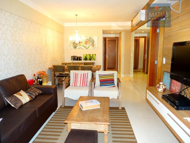Apartamento residencial para venda e locação, Riviera - Módulo 8, Bertioga - AP0233.