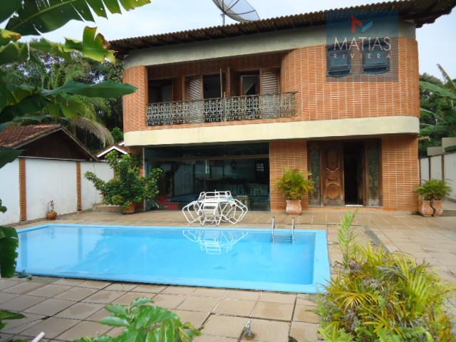 Casa  residencial para venda e locação, Riviera de São Lourenço, Bertioga.