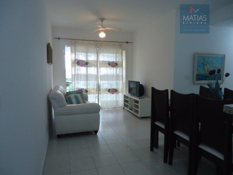 Apartamento  residencial para locação, Riviera - Módulo 2, Bertioga.
