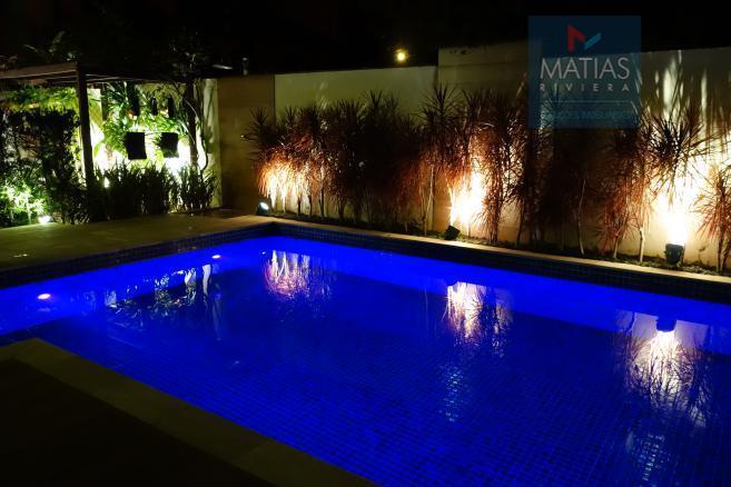 Casa  temporada para locação, Riviera - Módulo 28, Bertioga.