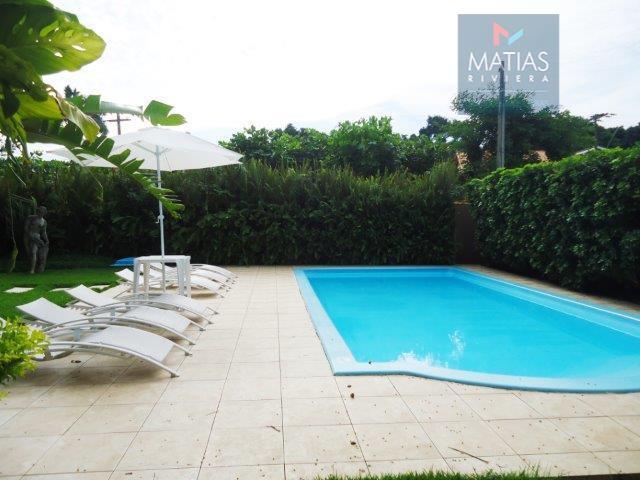 Casa  temporada para locação, Riviera - Módulo 19, Bertioga.