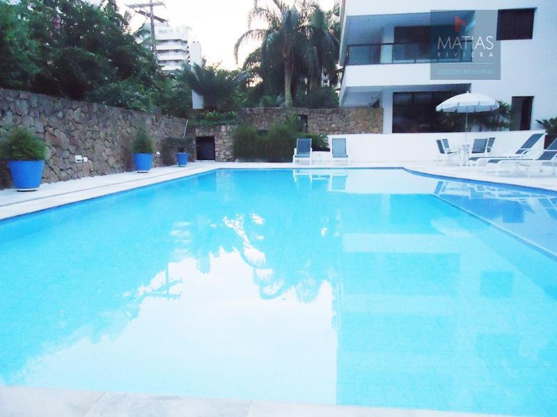 Apartamento  residencial para locação, Riviera - Módulo 3, Bertioga.
