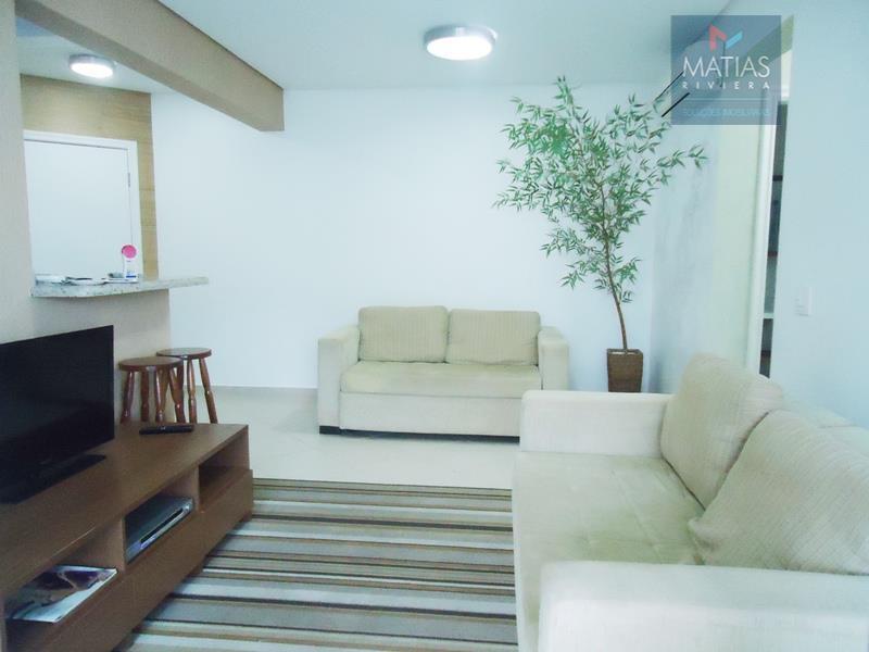 Apartamento  residencial para locação, Riviera - Módulo 8, Bertioga.