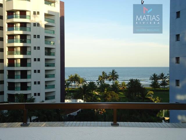 Apartamento  temporada para locação, Riviera - Módulo 6, Bertioga.