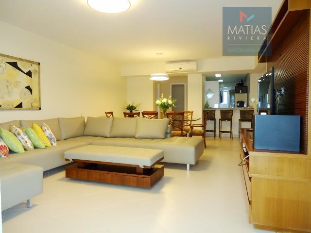 Apartamento  temporada para venda e locação, Riviera - Módulo 7, Bertioga.
