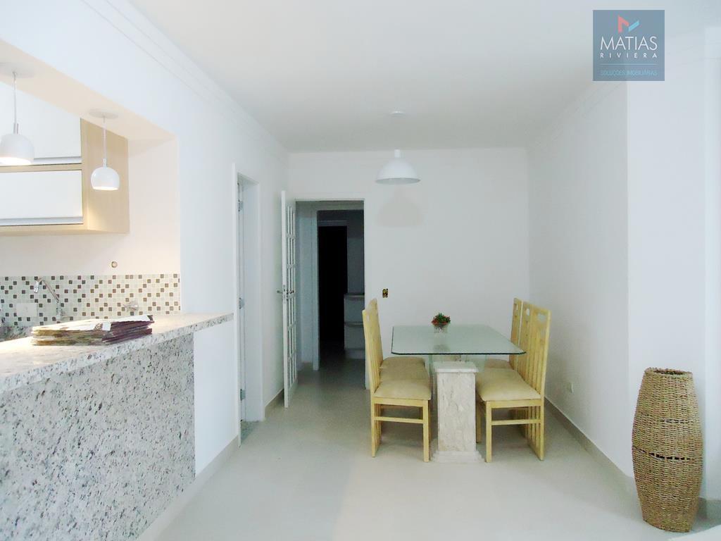 Apartamento  residencial para venda e locação, Riviera - Módulo 6, Bertioga.