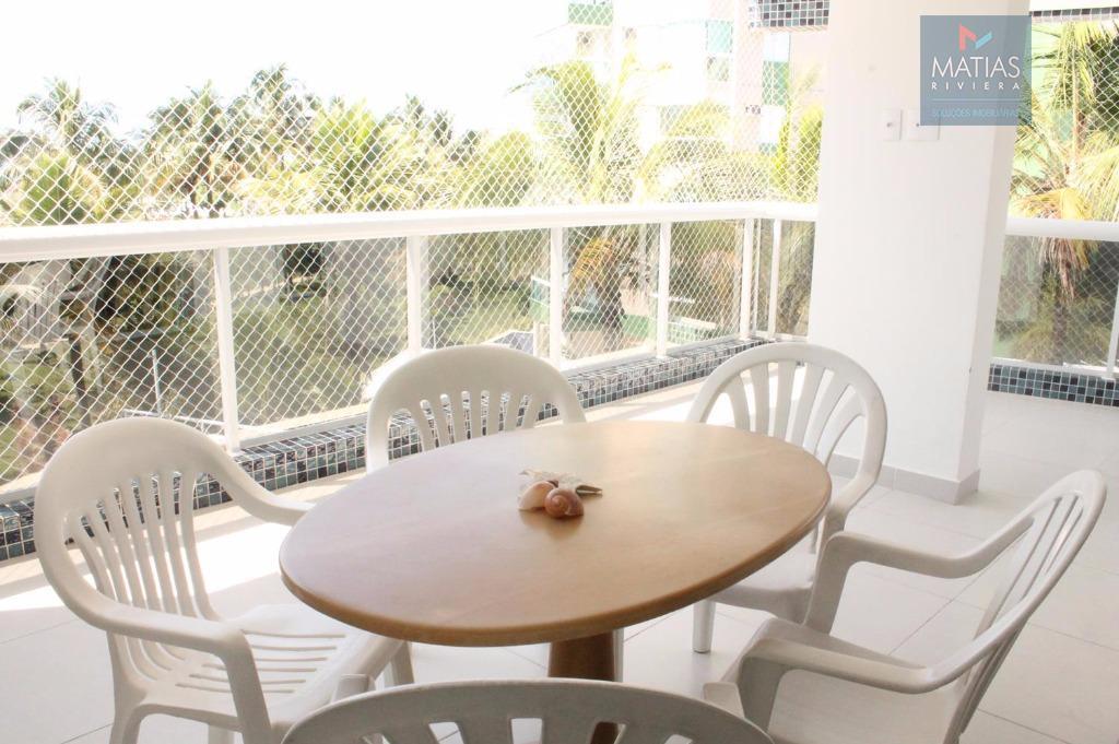 Apartamento temporada para locação, Riviera - Módulo 3, Bertioga.