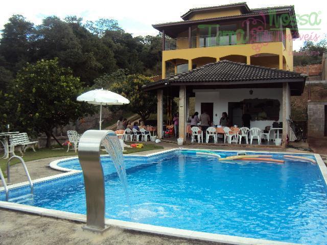 Chácara  residencial à venda, Altos do Morumbi, Vinhedo.