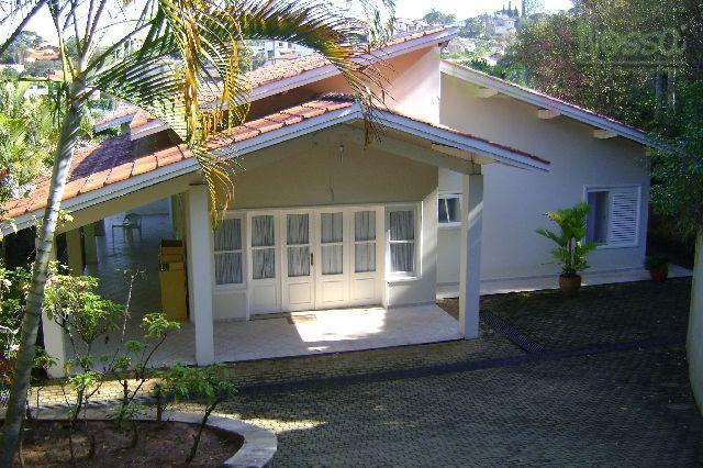 Casa residencial à venda, Condomínio Marambaia, Vinhedo.