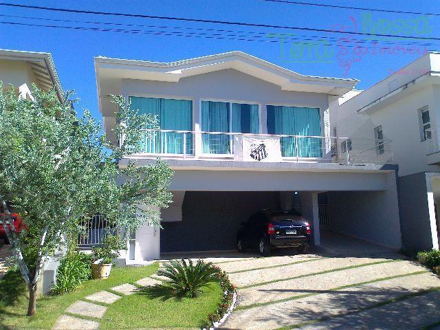 Sobrado residencial para venda e locação, Condomínio São Francisco, Vinhedo - SO0020.