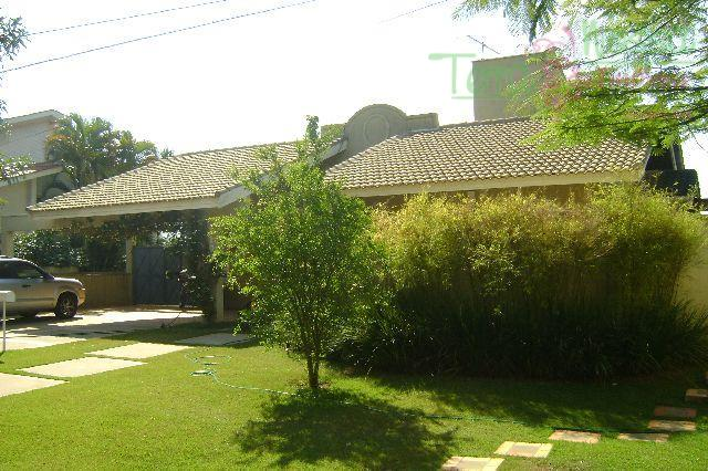Casa residencial à venda, Condomínio São Joaquim, Vinhedo - CA0453.