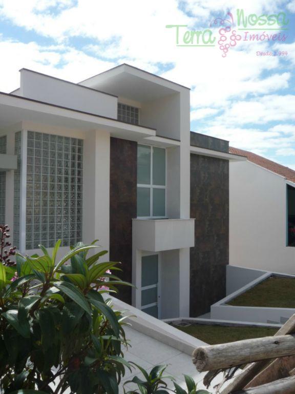 Casa residencial à venda, Condomínio Villagio Capriccio, Louveira - CA0368.