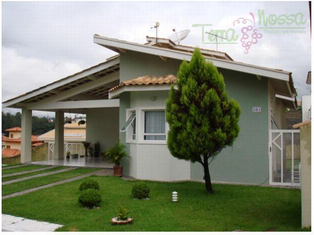 Casa residencial à venda, Condomínio Villagio Capriccio, Louveira - CA0472.
