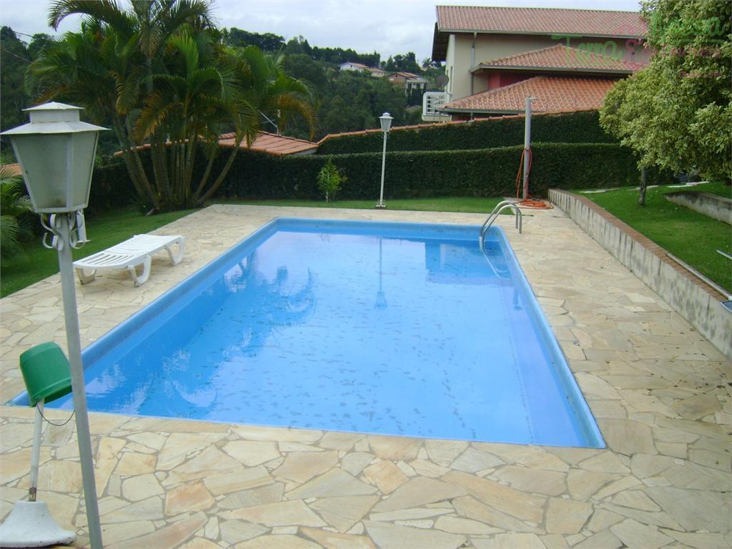 Casa residencial à venda, Condomínio Recanto Florido, Vinhedo - CA0079.