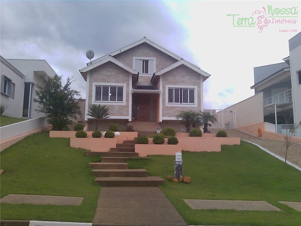 Casa residencial à venda, Condomínio Terras de Vinhedo, Vinhedo - CA0456.
