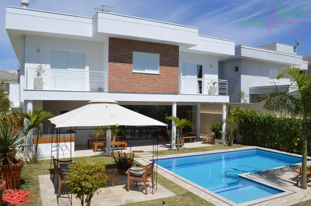 Sobrado Residencial à venda, Condomínio Terras de Vinhedo, Vinhedo - SO0101.