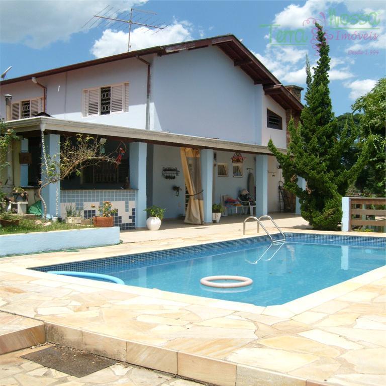 Casa residencial à venda, Altos do Morumbi, Vinhedo - CA0485.
