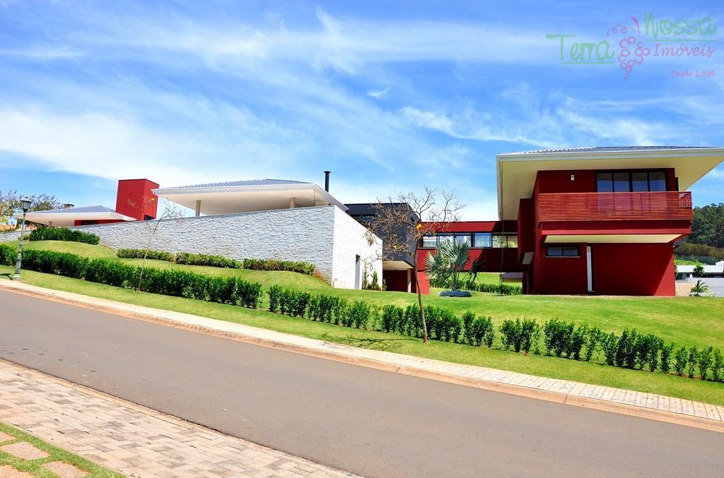 Casa residencial à venda, Fazenda da Grama, Itupeva - CA0423.