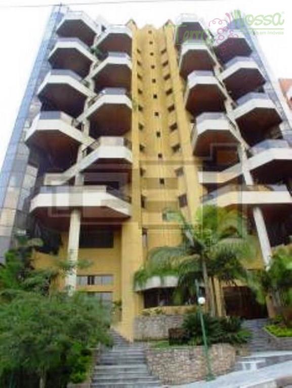 Apartamento residencial para venda e locação, Panamby, São Paulo - AP0207.