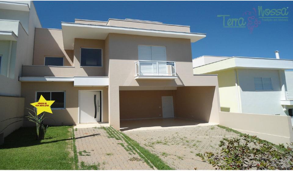Sobrado  residencial à venda, Condomínio Reserva da Mata, Vinhedo.