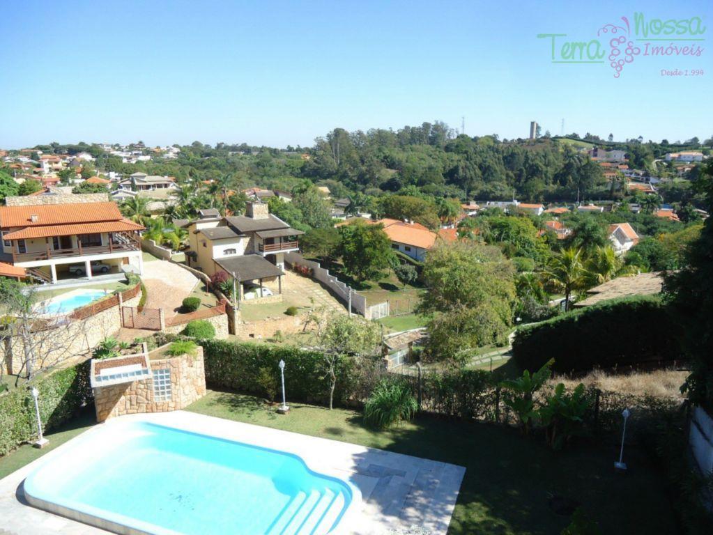 Casa residencial para venda e locação, Condomínio Vista Alegre - Sede, Vinhedo - CA0474.