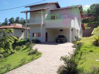 Sobrado residencial à venda, Condomínio Jardim Primavera, Louveira - CA0265.