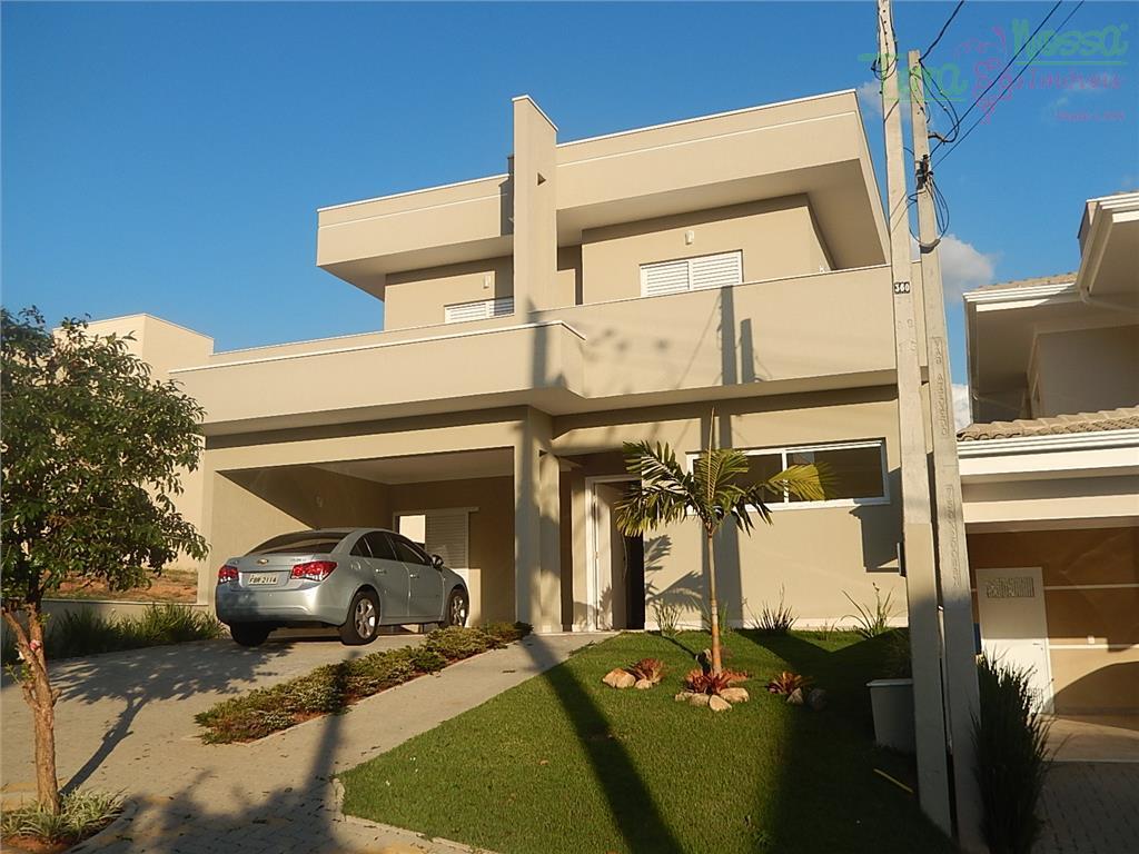 Casa residencial para venda e locação, Condomínio Reserva da Mata, Vinhedo - CA0370.